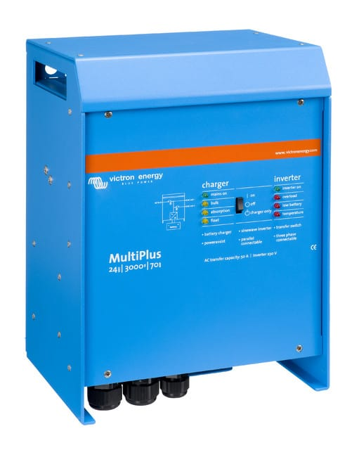 victron multiplus inverter charger