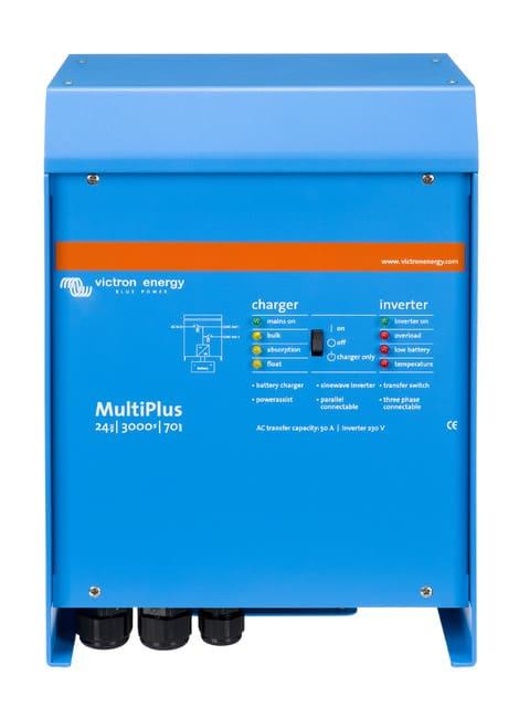 victron 24volt multiplus inverter charger
