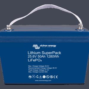 victron lithium batteries