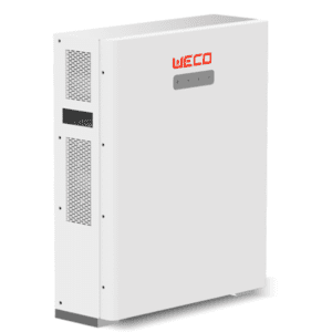 weco lithium battery storage