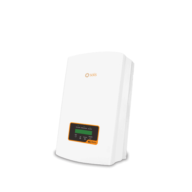 Solis inverters battries